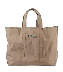 L.L.Bean(エルエルビーン) トートバッグ グローサリー・トートまるごと安心パック