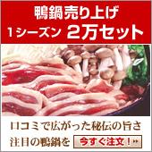 鴨鍋専門店カナール「鴨鍋セット」って何だ?